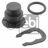 Capac, flansa sistem de racire VW Golf III  (1E7) 1.6 (74KW / 101CP)FEBI BILSTEIN 12428