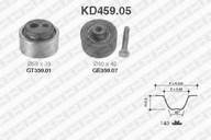 Set curea de distributie PEUGEOT 106 I  (1A, 1C) 1.4 D (37KW / 50CP)SNR KD459.05