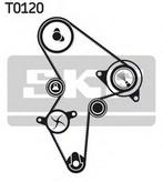 Set curea de distributie PEUGEOT 106 I  (1A, 1C) 1.4 D (37KW / 50CP)SKF VKMA 03120