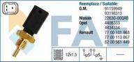 Senzor, temperatura lichid de racire FAE