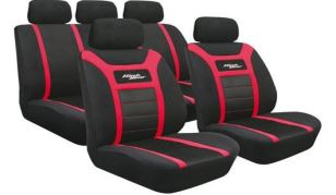 Huse scaune auto Lampa Universal High-Gear Rosu