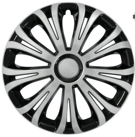 Capace roti Lampa Avera R16 argintiu cu negru