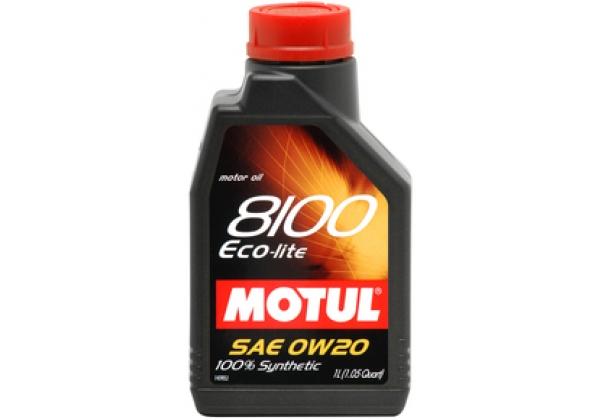 Ulei motor Motul 8100 Eco-Lite 0W20 1L