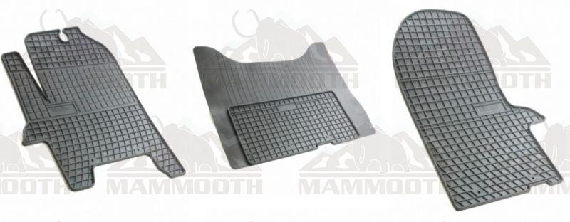 Covorase Auto Cauciuc Mammooth Iveco Daily Iii / Iv 1999-2011