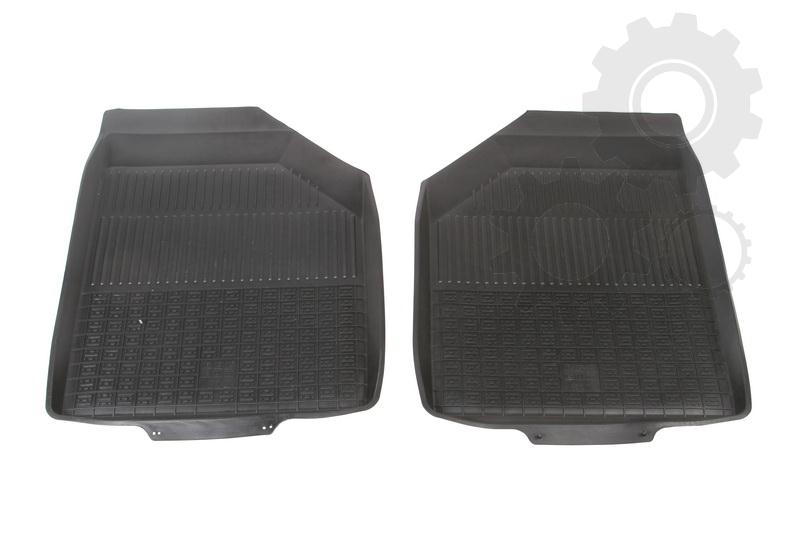 Covorase auto cauciuc Polgum Audi A4 / A697 2000-Prezent