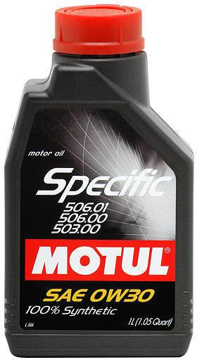 Ulei motor Motul Specific 506.01 0W30 1L