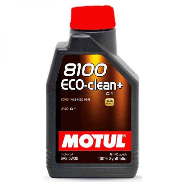 Ulei motor Motul 8100 Eco-clean + 5W30 1L