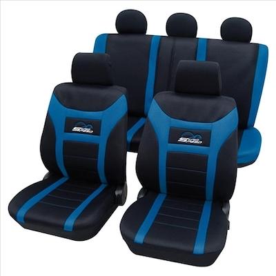 Huse scaune auto Petex Universal Super Speed Albastru