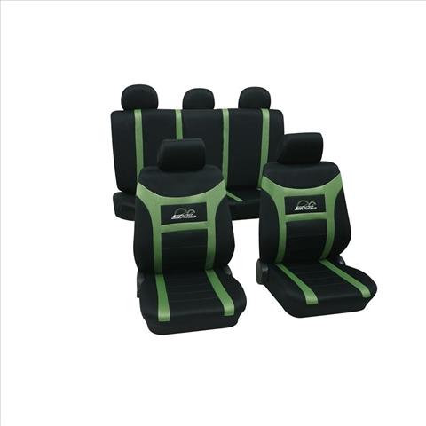 Huse scaune auto Petex Universal Super Speed Verde