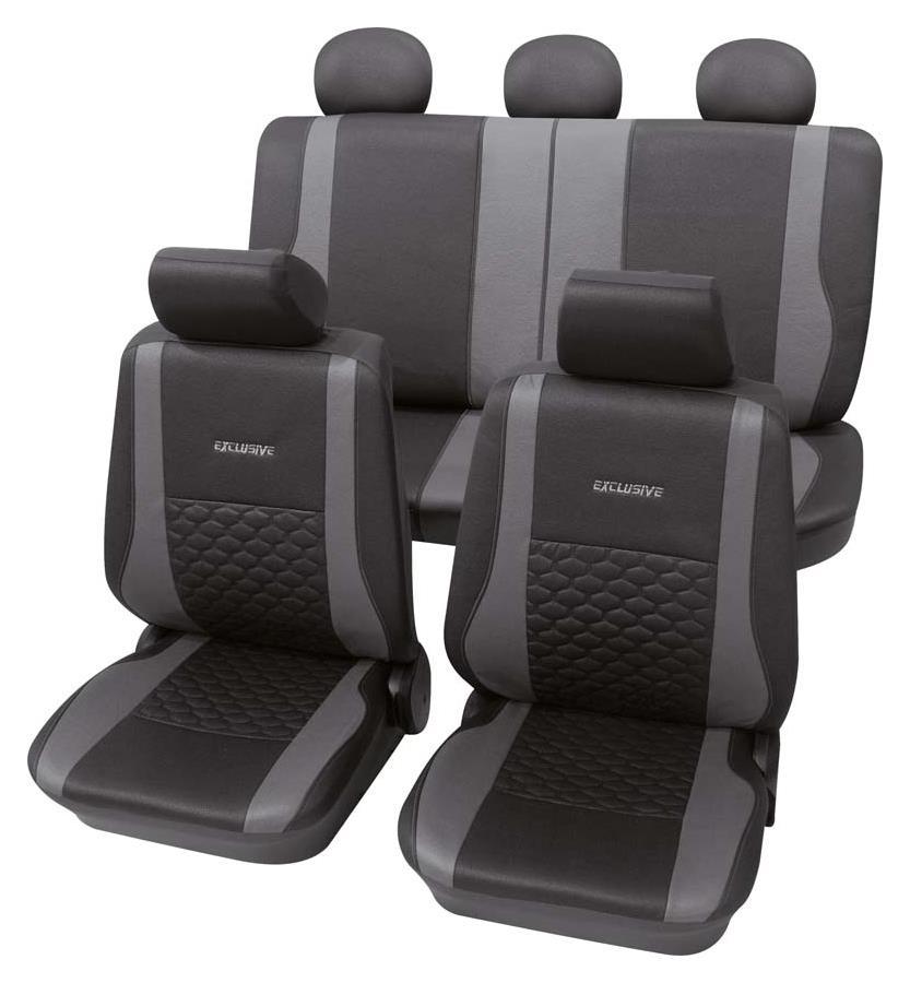 Huse scaune auto Petex Universal Exclusive Gri