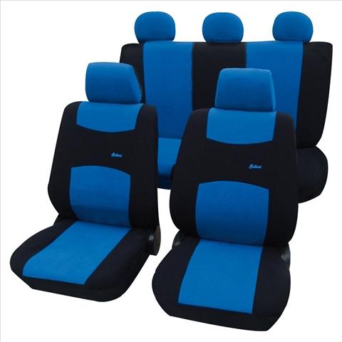 Huse scaune auto Petex Universal Colori Albastru