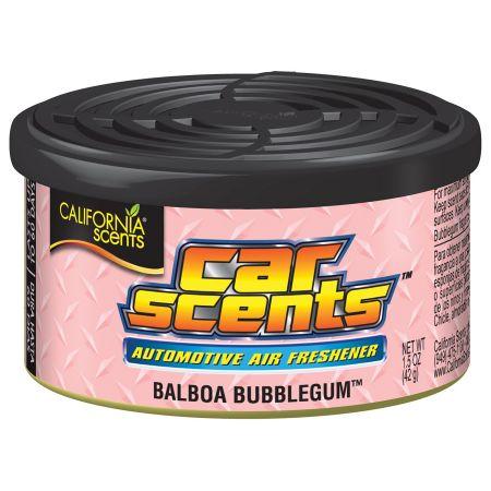 Odorizant auto California Scents Balboa Bubblegum 42g