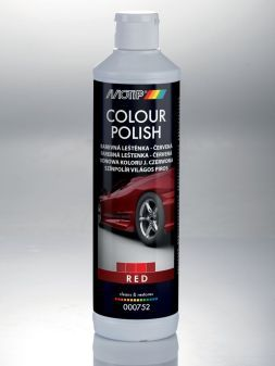 Polish auto rosu Motip 500ml