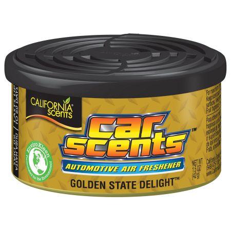Odorizant auto California Scents Golden State Delight 42g