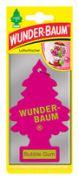 Odorizant auto Wunderbaum Bubble Gum