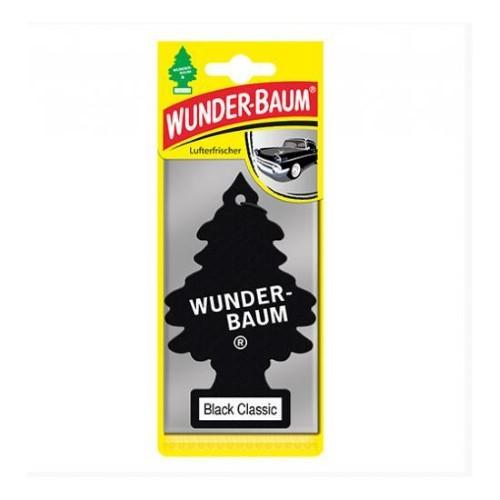 Odorizant auto Wunderbaum Black Classis