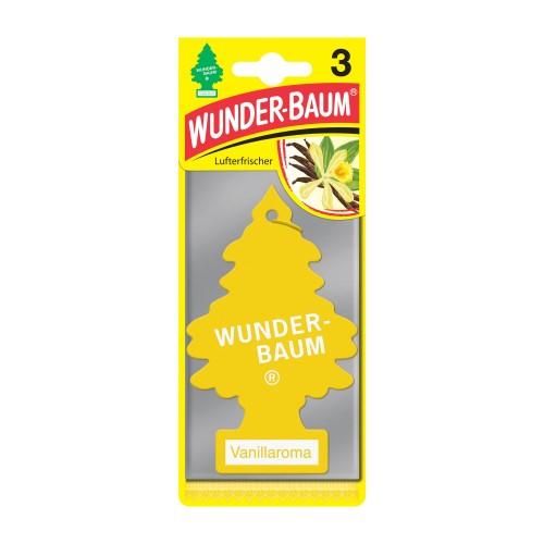 Odorizant auto Wunderbaum Vanilla