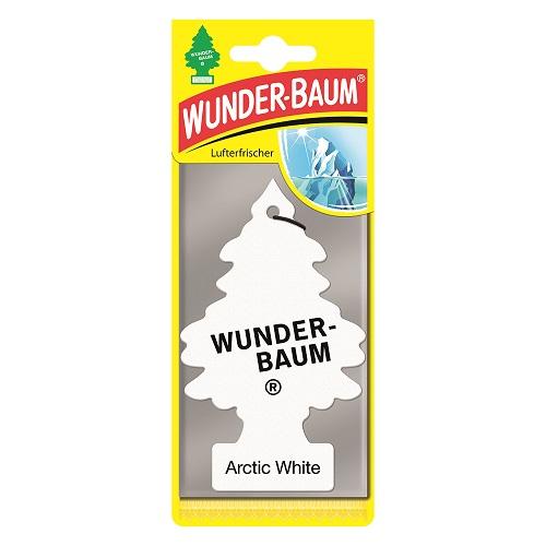 Odorizant auto Wunderbaum Arctic White