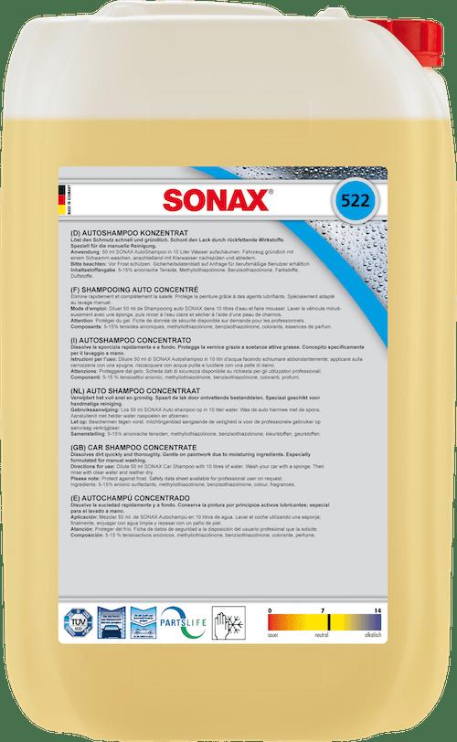 Sampon auto Sonax Gloss 25L