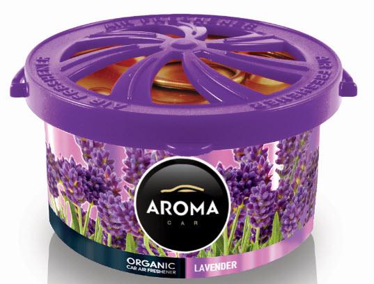 Odorizant auto Aroma Organic Lavender