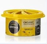 Odorizant auto Aroma Organic Vanilla