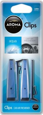 Odorizant auto Aroma Clips Aqua