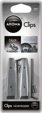 Odorizant auto Aroma Clips Black