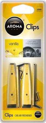 Odorizant auto Aroma Clips Vanilla