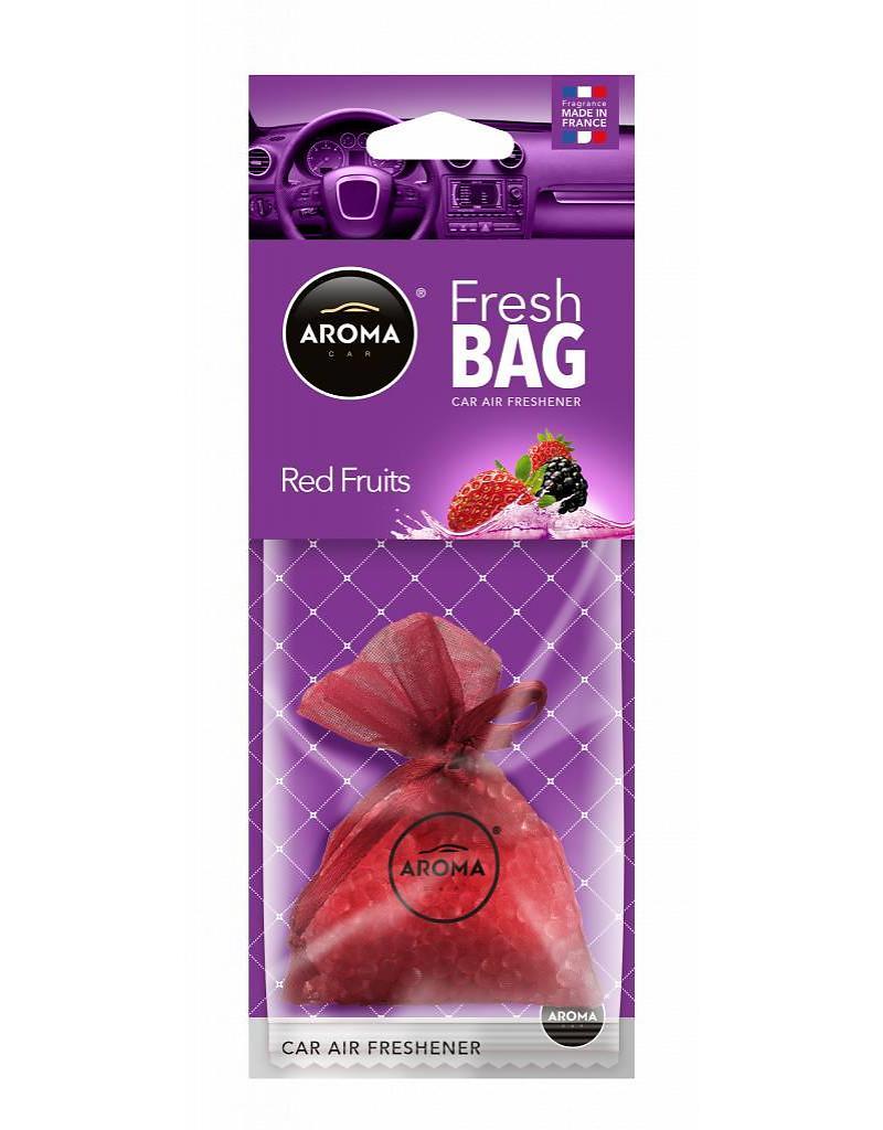 Odorizant auto Aroma Fresh Bag Red Fruits