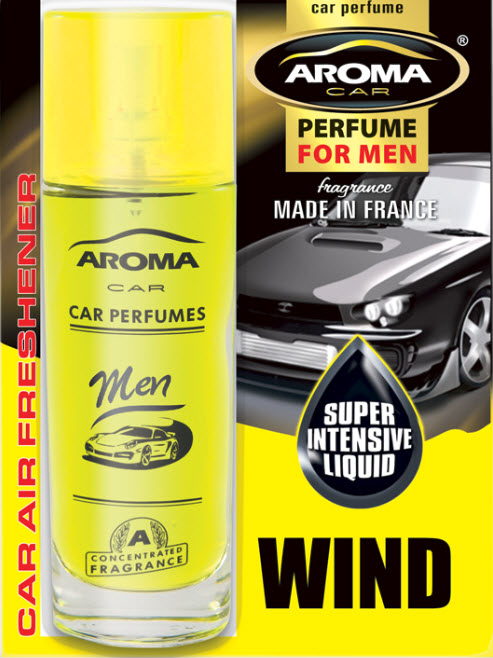 Odorizant auto Aroma Spray Wind