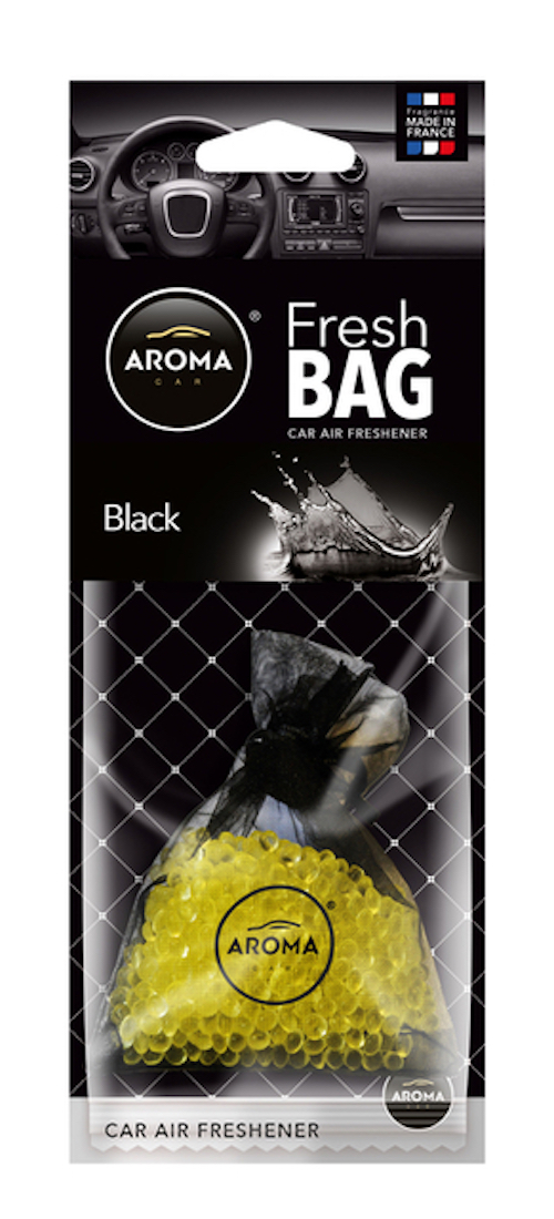 Odorizant auto Aroma Fresh Bag Black