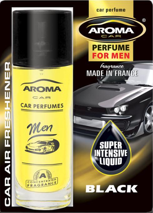 Odorizant auto Aroma Spray Black