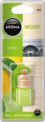 Odorizant auto Aroma Wood Lemon
