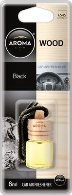 Odorizant auto Aroma Wood Black