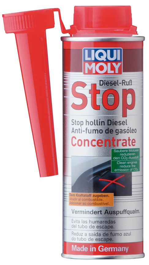 Aditiv diesel Liqui Moly Stop Fum 250ml