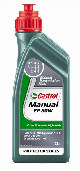 Ulei cutie viteze manuala Castrol Manual EP 80W 1L