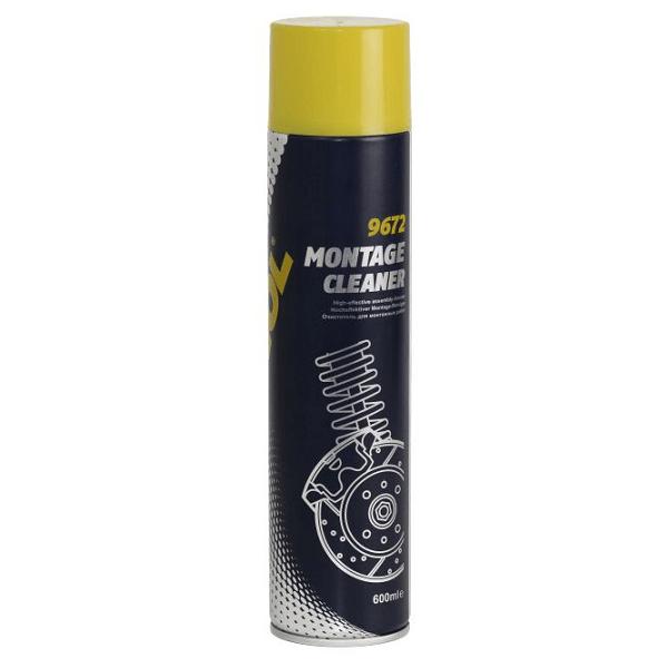Spray curatare frane Mannol Montage Cleaner 600ml