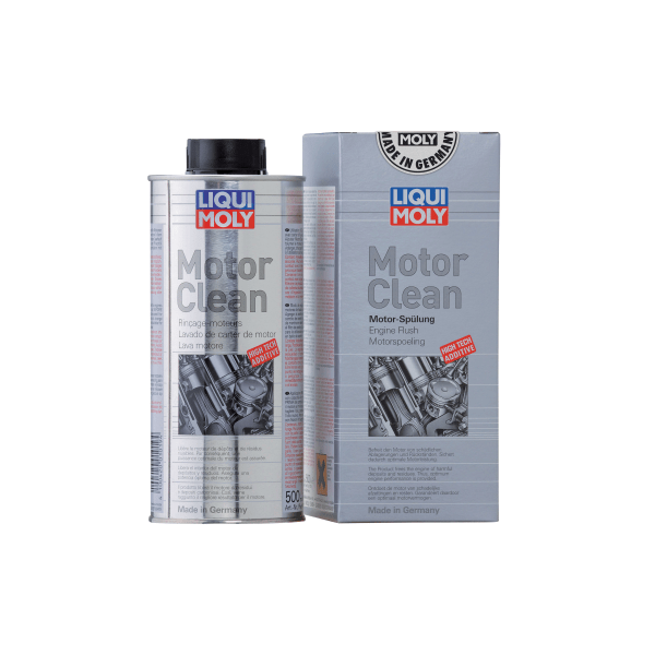 Aditiv ulei motor Liqui Moly Motor Clean 500ml
