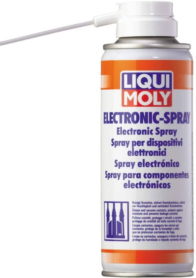 Spray curatare contacte electrice Liqui Moly 200ml