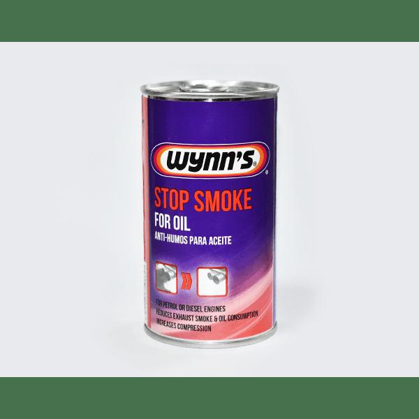 Aditiv ulei motor reducere noxe Wynns Stop Smoke 325ml