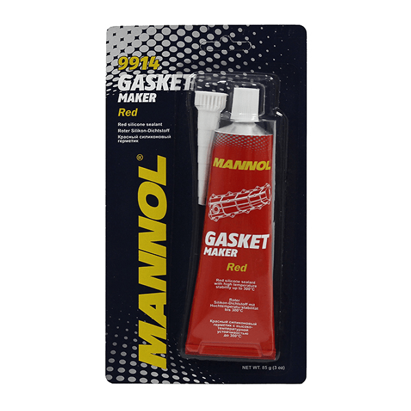 Adeziv auto garnituri silicon Mannol Gasket Marker Red 85ml