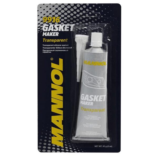 Adeziv auto garnituri silicon Mannol Gasket Marker Transparent 85ml
