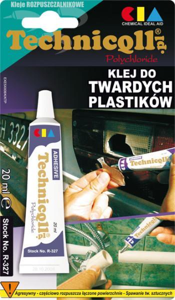 Adeziv auto PVC Technicqll 20ml