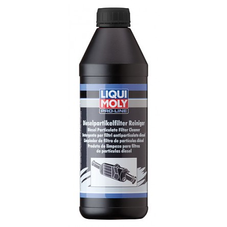 Solutie curatare filtru de particule Liqui Moly DPF 500ml