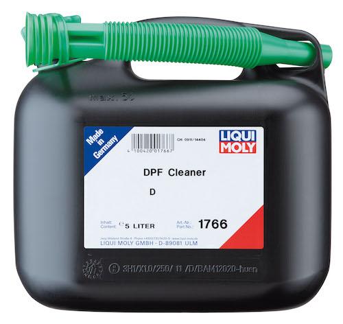 Solutie curatare filtru de particule Liqui Moly DPF 5L