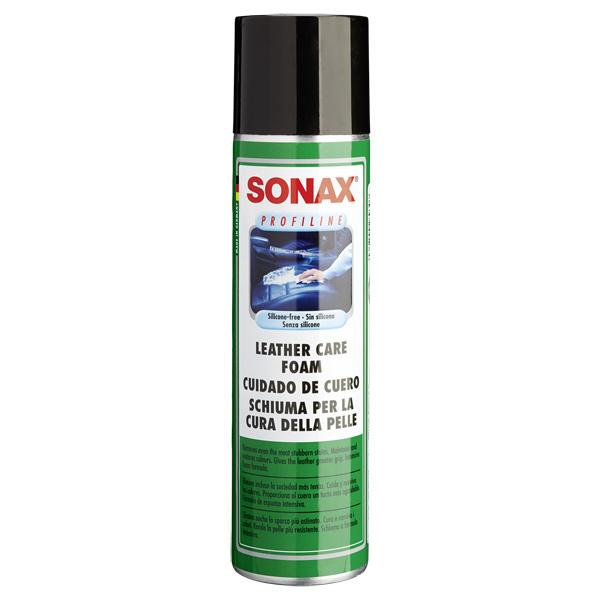 Solutie curatare bord Sonax Lederpflence Schaum 400ml