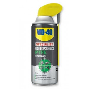 Spray lubrifiant auto WD-40 cu teflon 400ml