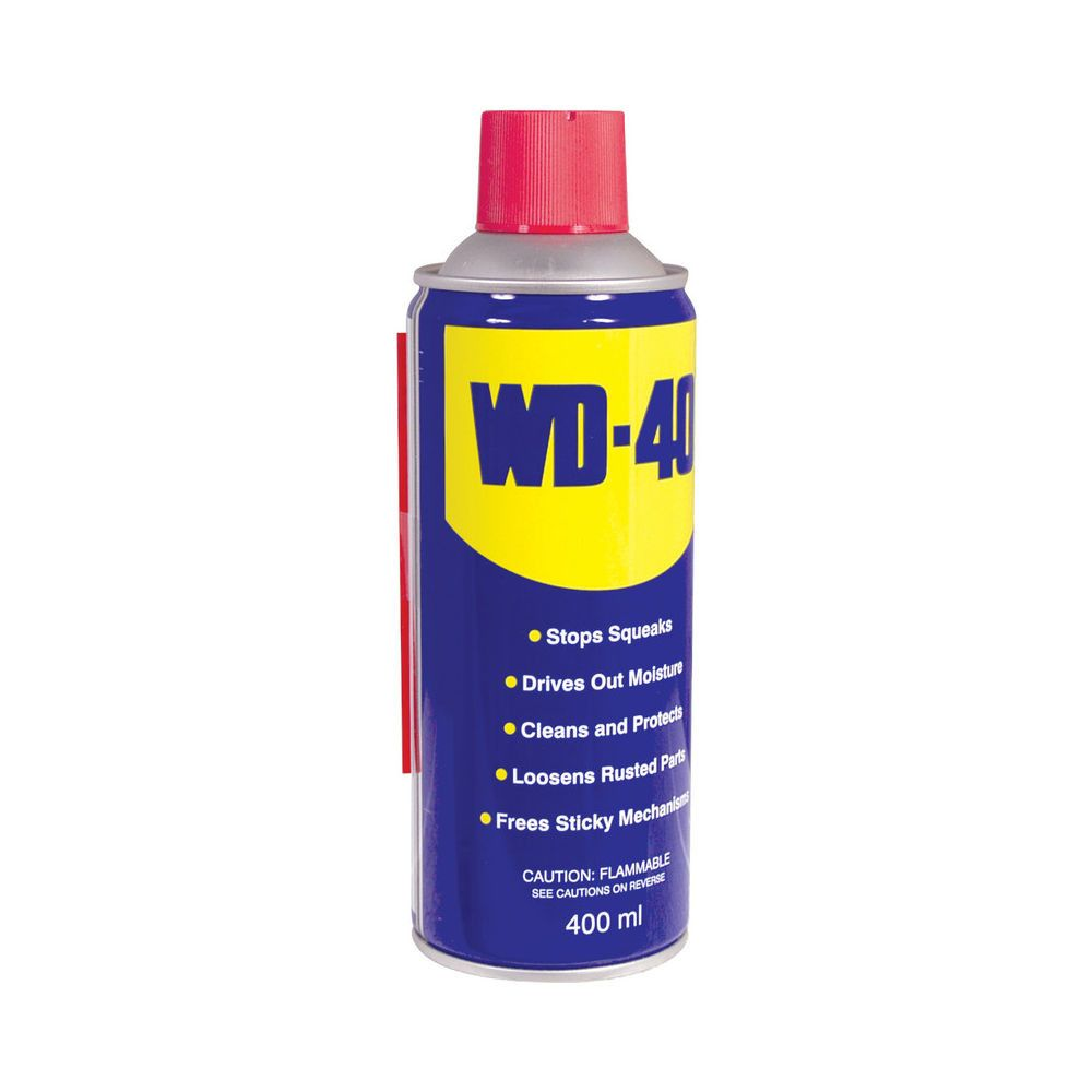 Spray lubrifiant auto WD-40 multifunctional 400ml