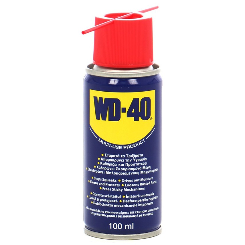 Spray lubrifiant auto WD-40 multifunctional 100ml