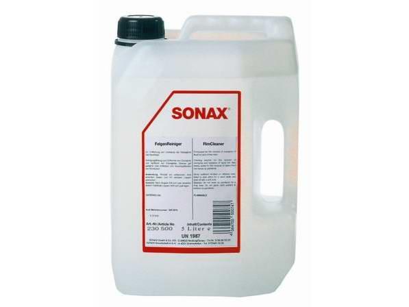 Solutie curatare jante Sonax 5L